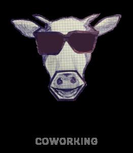 la vaca coworking logo