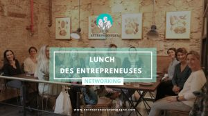 lunch networking entrepreneuses espagne